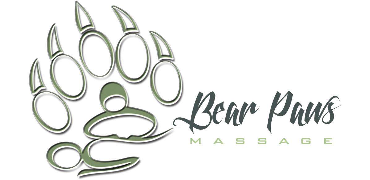 Bearpaw_Massage_Logo_Design_Arktos_Graphics
