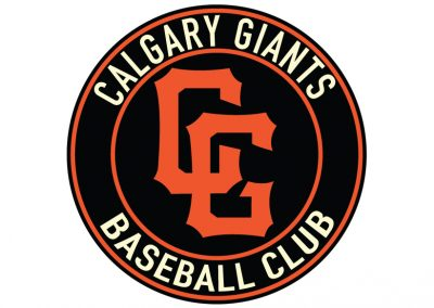Calgary Giants Baseball Club – Logo Design