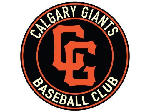 Calgary Giants Baseball Club – Logo Design
