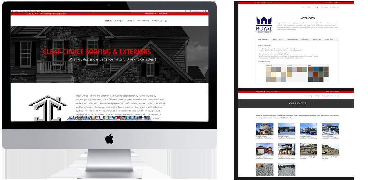 Clear_Choice_Exteriors_Website_Design_Arktos_Graphics