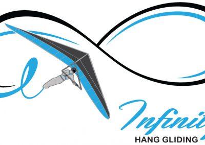 Infinity Hang Gliding – Logo Design