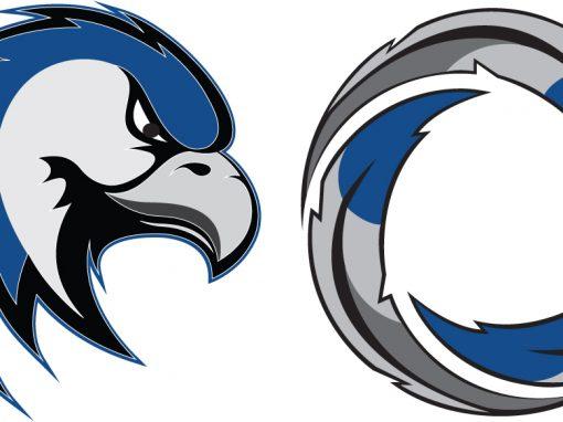 Oyen Eagles – Logo Design