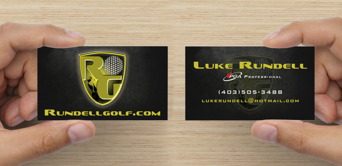 RundellGolf_Business_Cards