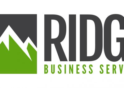 Ridge Business Services – Logo Design