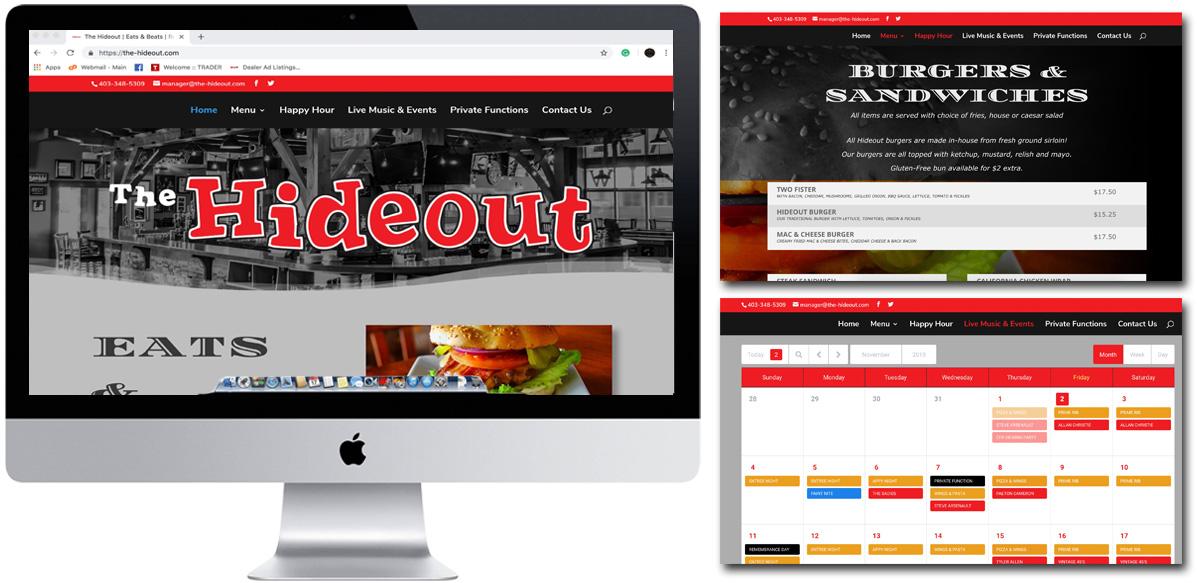 The_Hideout_Website_Design_2018_Arktos_Graphics