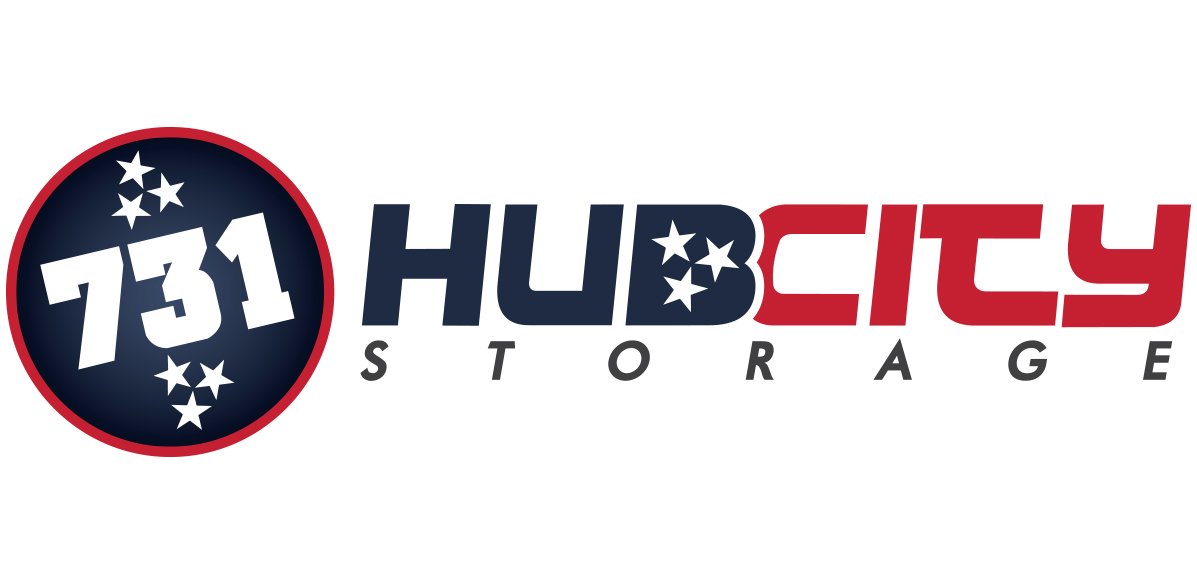 731 Hub City Storage - Logo Design - Red Deer, AB
