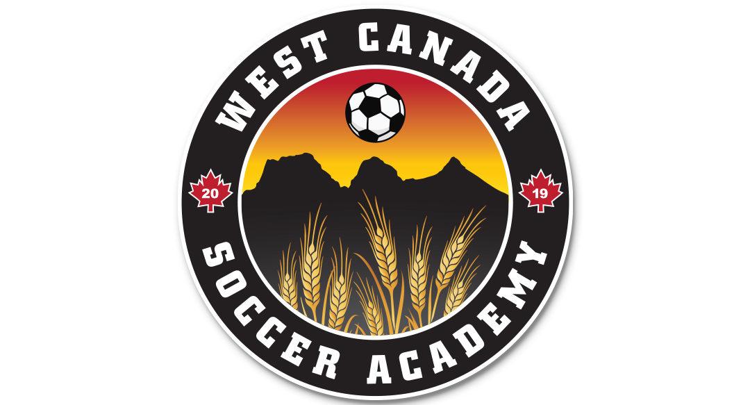 West Canada Soccer Academy – Logo Design