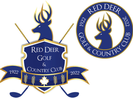 Logo Design – Red Deer Golf & Country Club