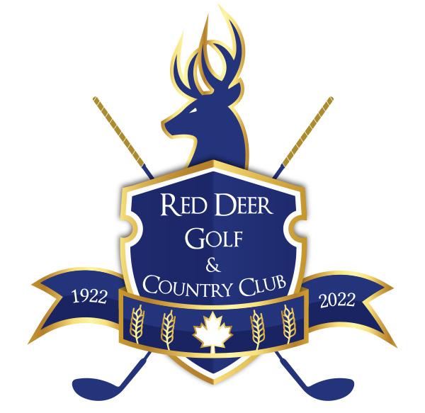Logo Design - Red Deer Golf & Country Club - Arktos Graphics - Red Deer, Alberta